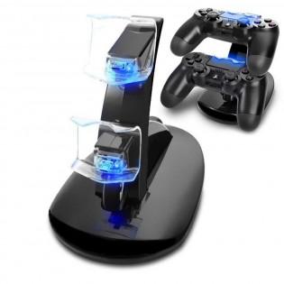 PS4 ohjainten latausteline