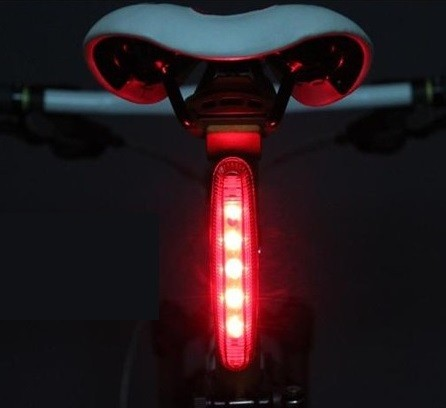 LED-takavalo polkupyörälle