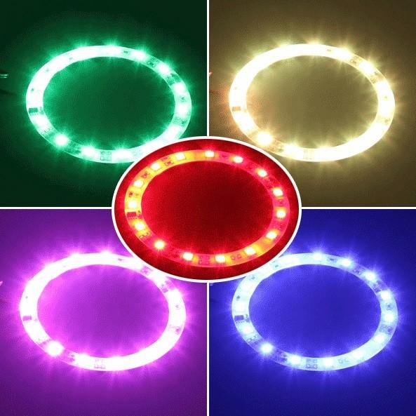 LED-valorengas autoon 10cm