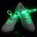 Hohtavat LED-kengännauhat 2 paria