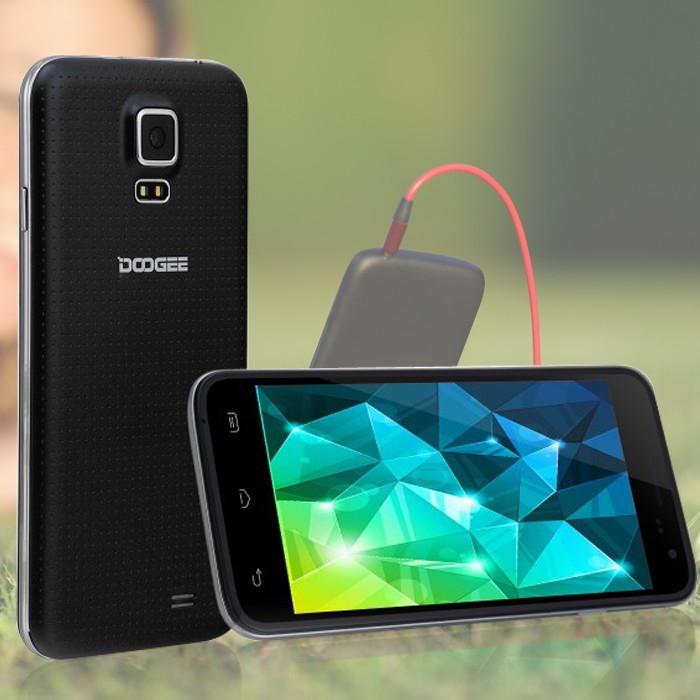 "Doogee DG310 5.0"" Android 4.4 -puhelin"
