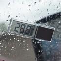 Auton lämpömittari