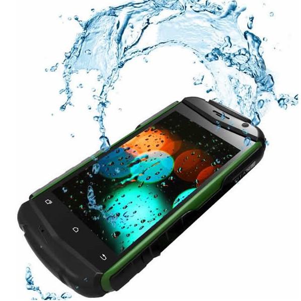 """Doogee DG150 3.5"""" iskunkestävä Android 4.2 -puhelin"""