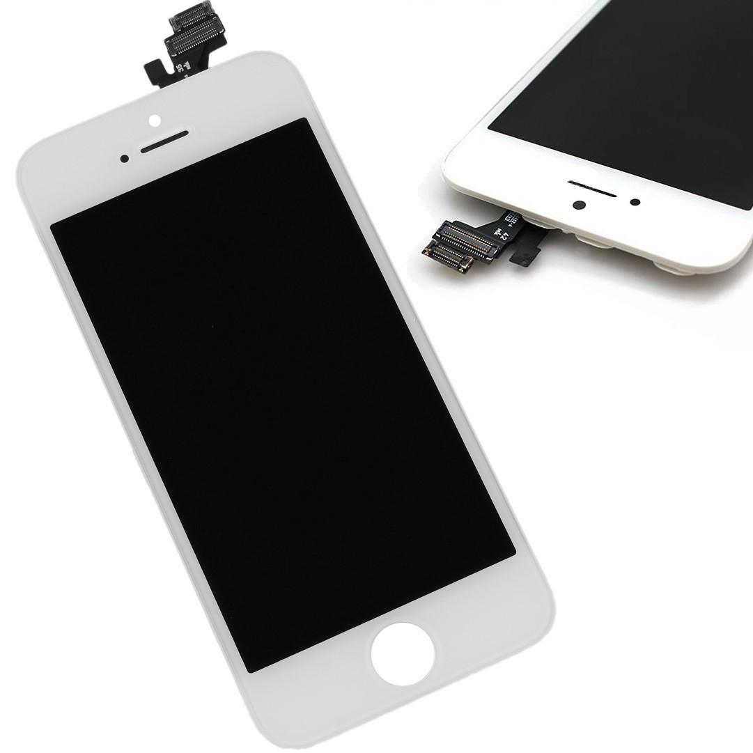 iPhone 5/5S LCD-näyttö ja kosketuspaneeli