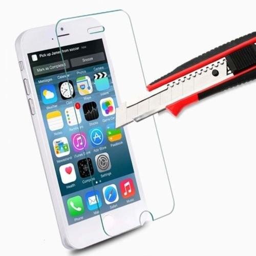 iPhone 6+ skärmskydd av härdat glas