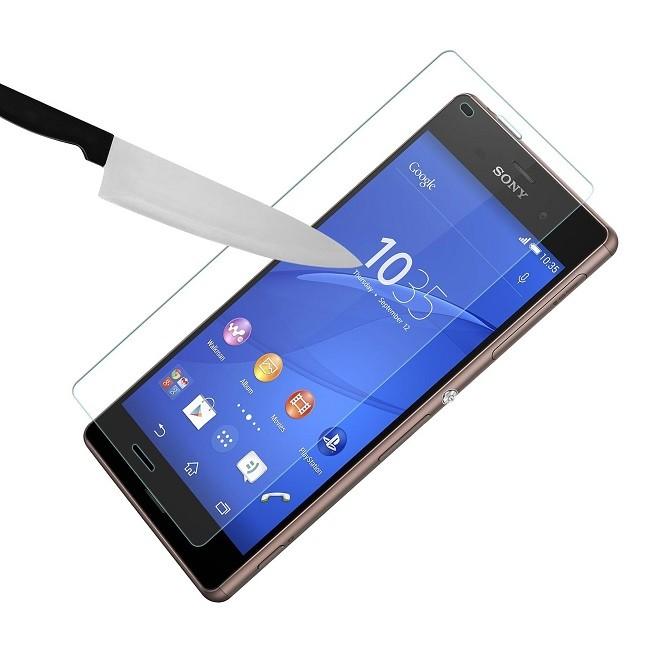 Sony Z3 näyttösuoja karkaistusta lasista