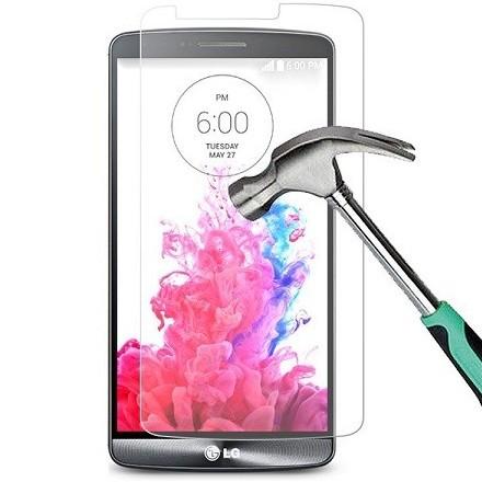 LG G3 skärmskydd av härdat glas