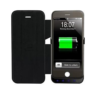 iPhone 6+ batteri-flipcover 3500mAh