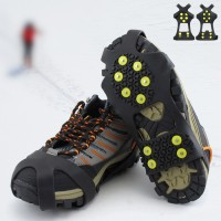 Ice spikes for boots -10 spike