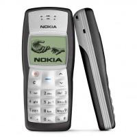 Nokia 1100 on yksi maailman myydyimmistä puhelimista. Tämä kevyt, yksinkertainen ja edullinen kännykkä on edelleen loistava peruspuhelin pitkällä akkukestolla. Nyt rajoitettu erä nostalgisia Nokia 1100 klassikoita naurettavan edulliseen hintaan.