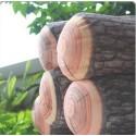 Trädyna -stocken