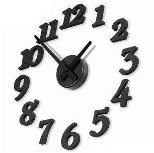 """Do it yourself"" clock | Tee se itse -kello"