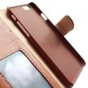 iPhone 6 Flipcover med kreditkortsfack