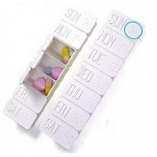 Dosetti - 7:n päivän lääkeannostelija