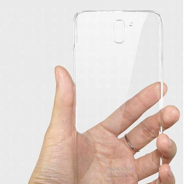 OnePlus One suojakuori Läpinäkyvä