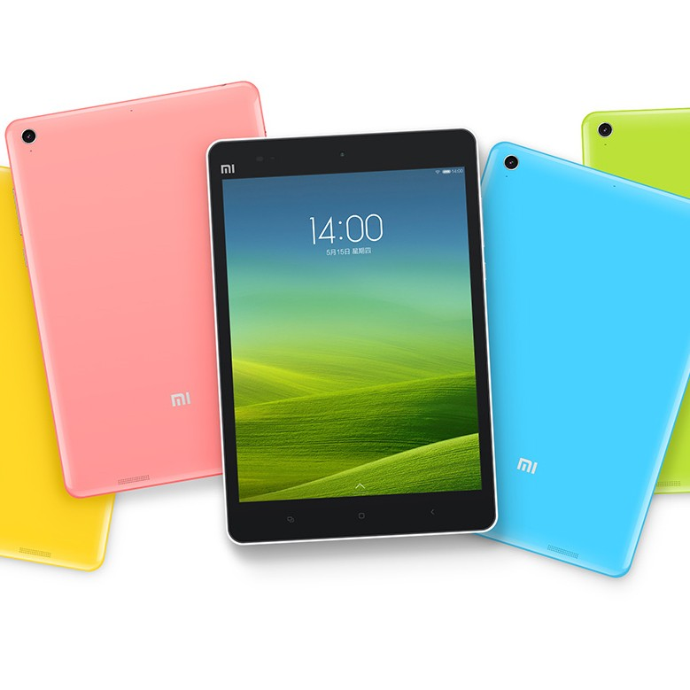 "Xiaomi MiPad 7.9"" Android 4.4 16Gt -tablet"