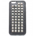 iPhone 6 Skyddsfodral med nitar och läder
