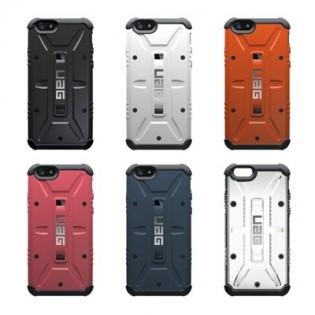 iPhone 6 iskunkestävä suojakuori - Musta