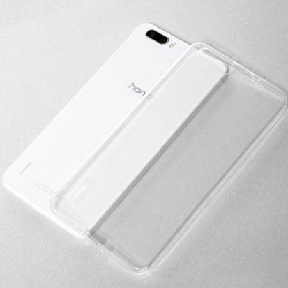 Huawei Honor 6 plus läpinäkyvä suojakuori