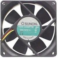 Sunon PMD1207PKB1 datorfläkt är mycket effektiv. Den har 4,7 watt styrka och kyler din dator samtidigt som den är tystgående.