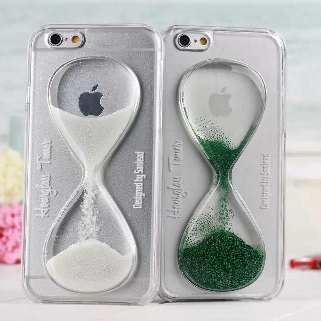Tiimalasi iPhone 6 -suojakuori