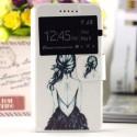 Samsung Galaxy Trend Plus flipcover -artworx