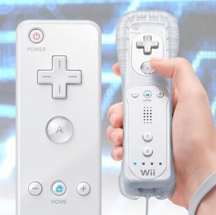 Wii MotionPlus peliohjain