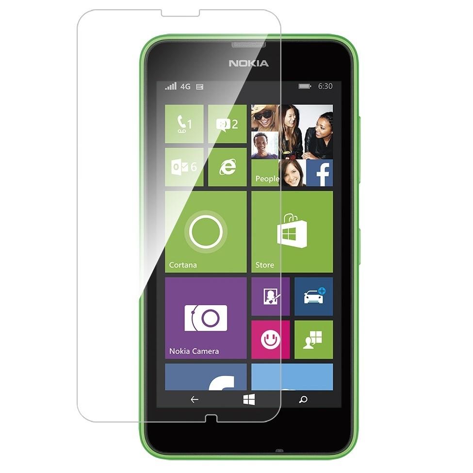 Nokia 630 Transparent skyddsfilm