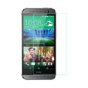 HTC one M8 Transparent skyddsfilm