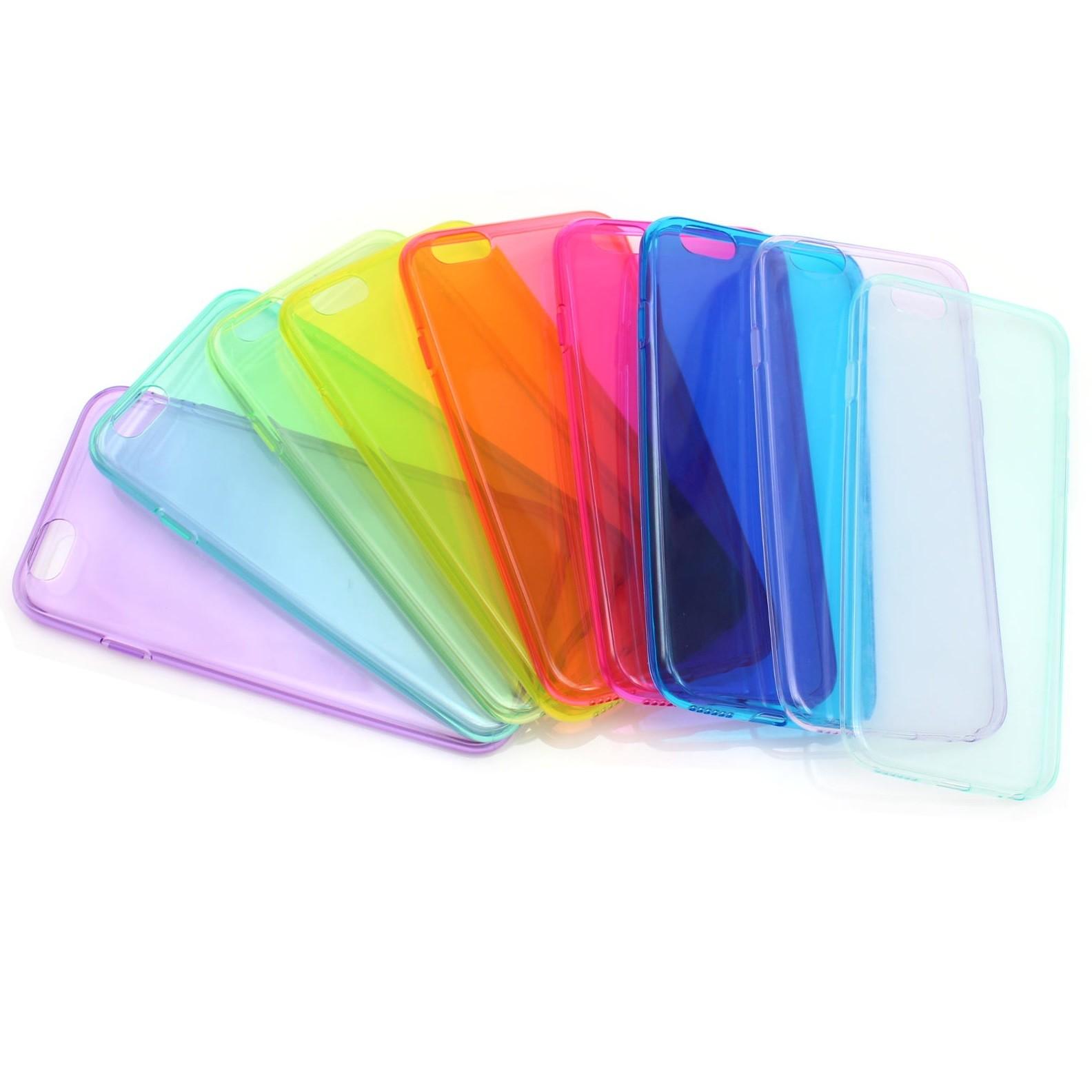 iPhone 6 Värikäs suojakuori