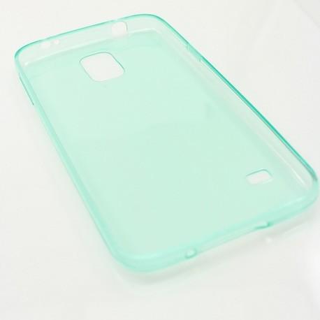 Samsung S5 Kevyt läpinäkyvä suojakuori