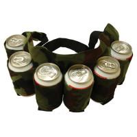 Suveränt bälte som förenklar ölinmundigandet samt bärandet av ölen. Perfekt att använda på tillställningar, festivaler, svensexor, campingar och mycket mer!
