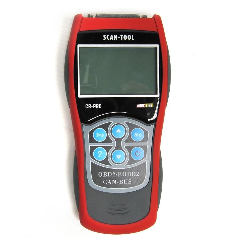 Felkodsläsare Grade-2 E-OBD-II