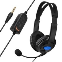 Headset med singel 3,5mm plugg