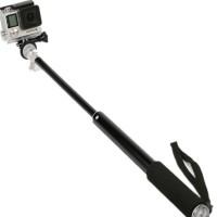 Kuvausvarsi GoPro ja SJCAM- kameroille. Teleskooppivarsi helpottaa kuvaamista ja antaa mahdollisuuden kuvata myös selfie-videoita.