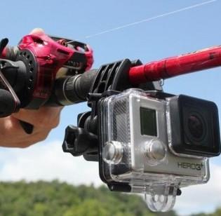 GoPro pidike kalastukseen