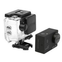 Skydda kameralinsen från repor och smuts. Setet innehåller skydd för kameralinsen samt skydd när det vattentäta höljet används. Kompatibel med SJ4000-kameror.