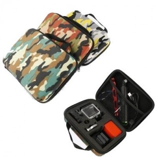 GoPro kameralaukku - Punainen