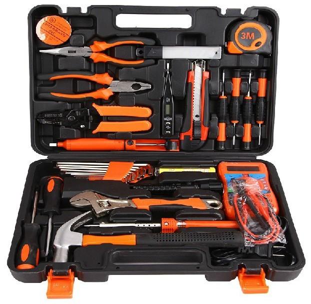 22 työkalun setti + pakki