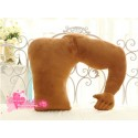 Nackkudde -Muskelmannen