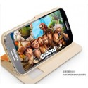 Samsung Galaxy S4 kaksivärinen flip cover - suojakuori