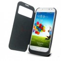 Samsung S4 batteri-flipcover 3300mAh