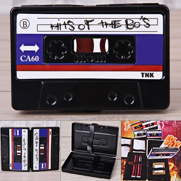 Cigarettetui C-kassetten