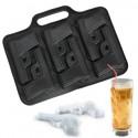 Ice mold -gun shape
