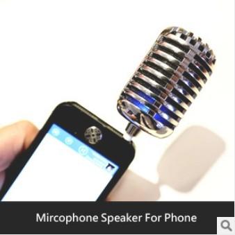 Mikrofoni minikaiutin