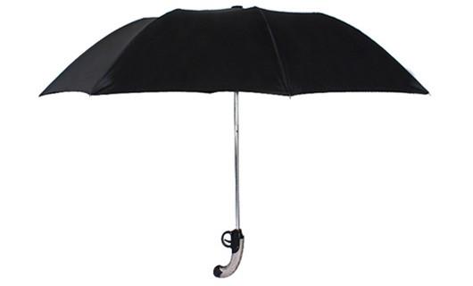 Pistooli sateenvarjo