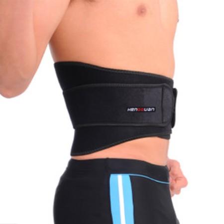 Stödskydd för ryggen