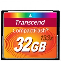 Transcend Compact Flash 16GB 133x