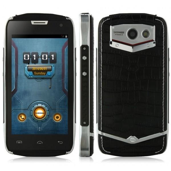Doogee  DG700 Titans 2 Android 5.0 Roiskeen- ja iskunkestävä älypuhelin