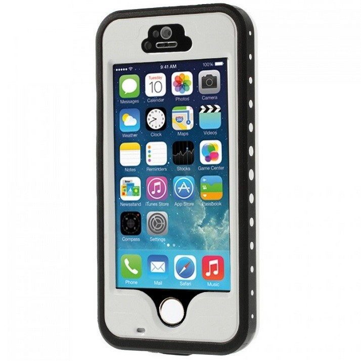 Redpepper IP68-klassat skyddsfodral till iPhone 5 & 5S